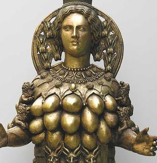 Catholic boobs